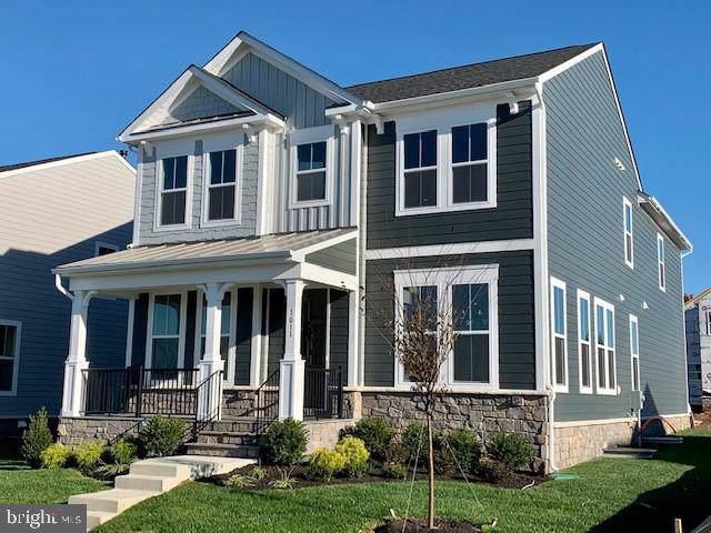 1011 Odyssey Park Drive SE, LEESBURG, VA 20175 (#VALO394570) :: Keller Williams Pat Hiban Real Estate Group
