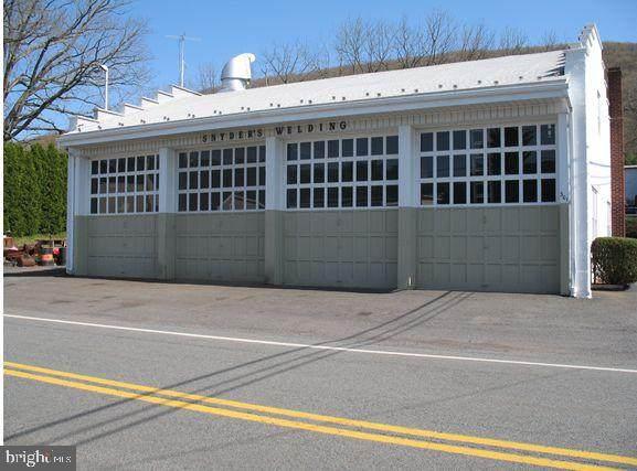 301 E Biddle Street E None, GORDON, PA 17936 (#PASK129424) :: The Joy Daniels Real Estate Group