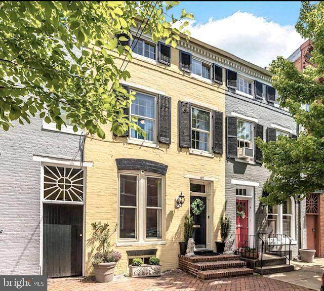 137 W 3RD Street, FREDERICK, MD 21701 (#MDFR264028) :: Network Realty Group