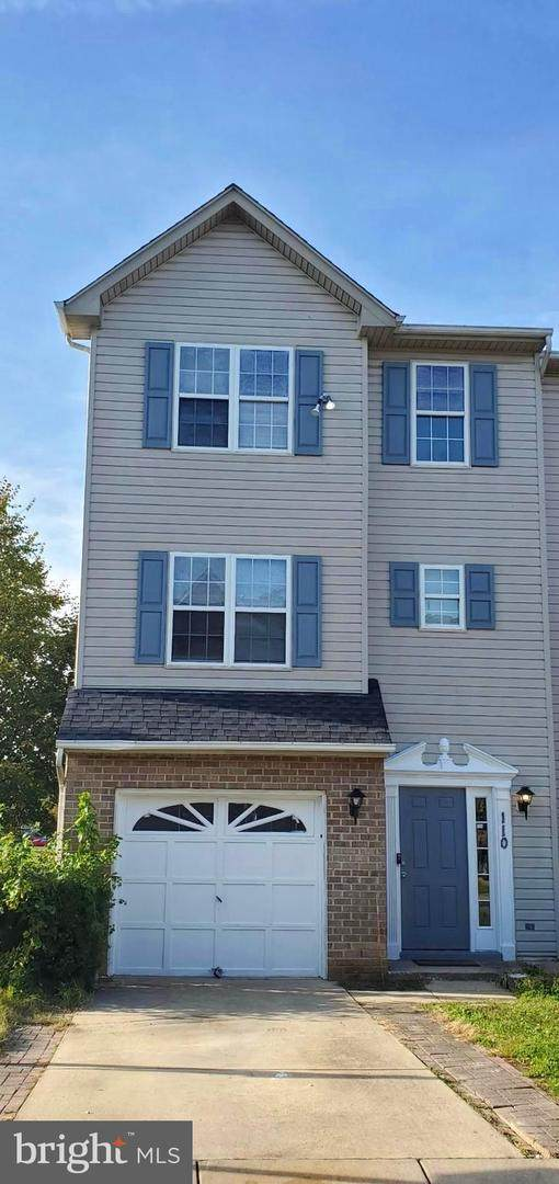 110 Brightwater Drive, ANNAPOLIS, MD 21401 (#MDAA450184) :: The Miller Team