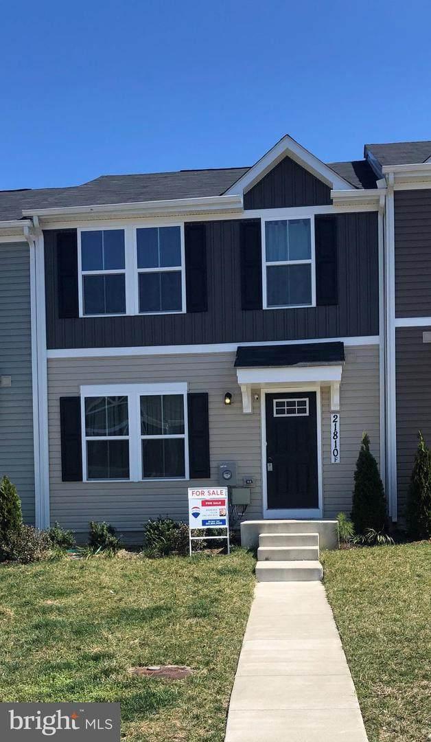 21810 Primrose Willow Lane F, LEXINGTON PARK, MD 20653 (#MDSM175104) :: Colgan Real Estate