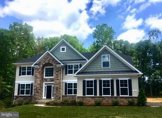 Monticello Drive, STAFFORD, VA 22556 (#1000095253) :: RE/MAX Cornerstone Realty