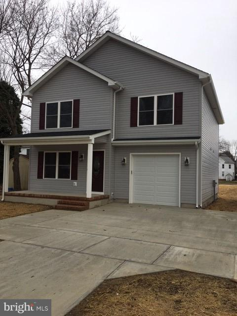 102 Maryland Avenue, RIDGELY, MD 21660 (#1002500404) :: The Windrow Group