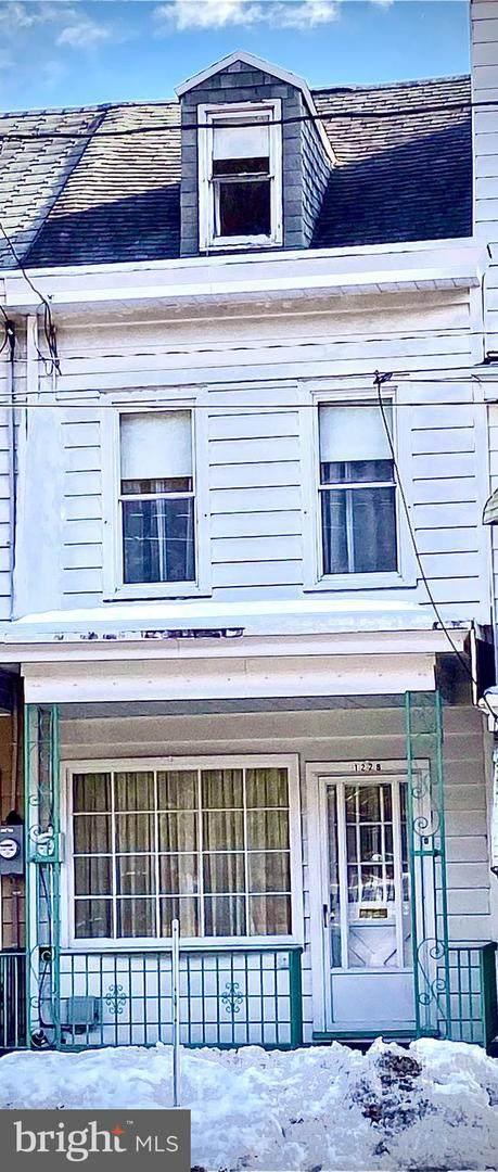 1228 E Centre Street, MAHANOY CITY, PA 17948 (#PASK134300) :: The Matt Lenza Real Estate Team