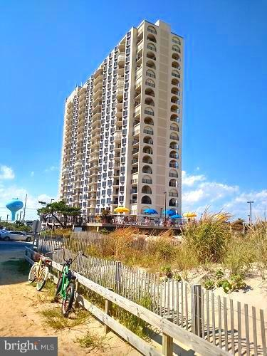 9400 Coastal Highway #1107, OCEAN CITY, MD 21842 (#1003092282) :: The Windrow Group