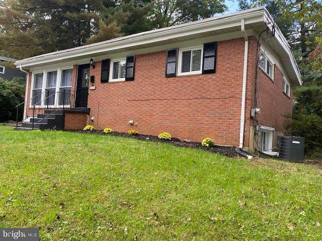 606 Twinbrook Parkway, ROCKVILLE, MD 20851 (#MDMC2018704) :: Speicher Group of Long & Foster Real Estate