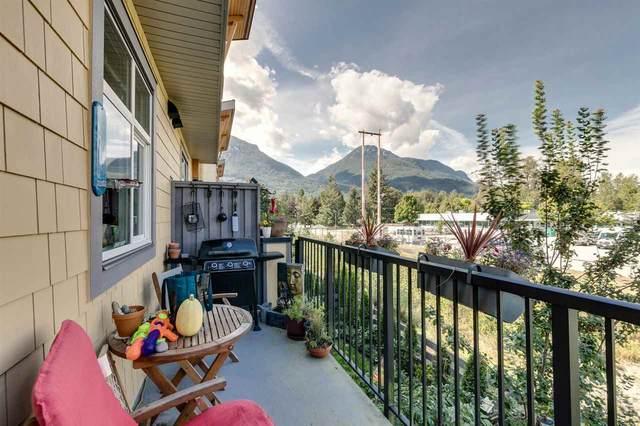 39548 Loggers Lane #12, Squamish, BC V8B 0V7 (#R2492580) :: 604 Home Group
