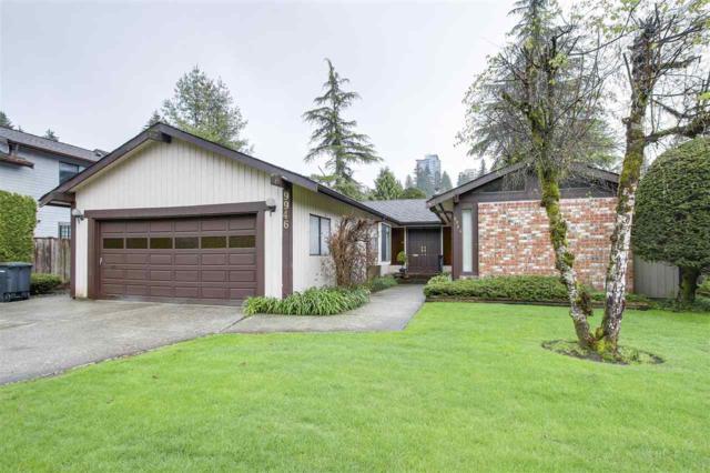 9946 Rathburn Drive, Burnaby, BC V3J 7J6 (#R2163490) :: West One Real Estate Team