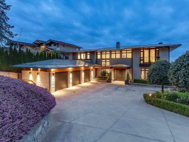 4308 Rockridge Road, West Vancouver, BC V7W 1A7 (#R2165033) :: Re/Max Select Realty