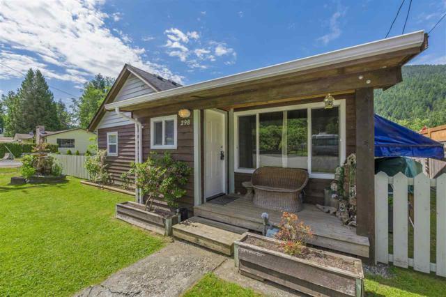298 Eagle Street, Harrison Hot Springs, BC V0M 1K0 (#R2175302) :: HomeLife Glenayre Realty