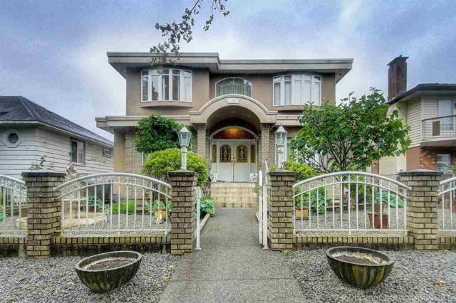 2787 E 6TH Avenue, Vancouver, BC V5M 1R6 (#R2178795) :: Re/Max Select Realty