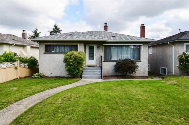 3225 E 3RD Avenue, Vancouver, BC V5M 1J4 (#R2179034) :: Re/Max Select Realty