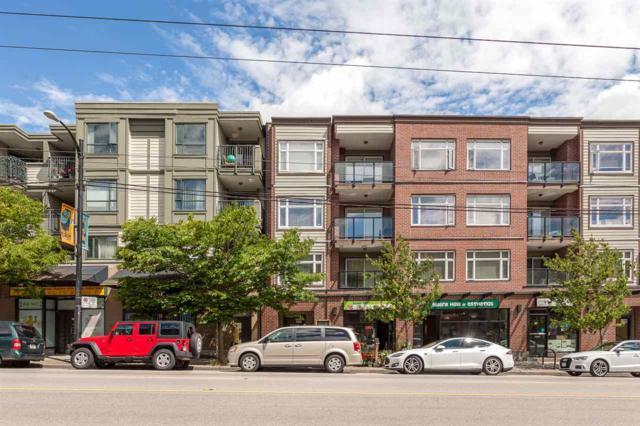 2745 E Hastings Street #303, Vancouver, BC V5K 1Z8 (#R2179058) :: Re/Max Select Realty