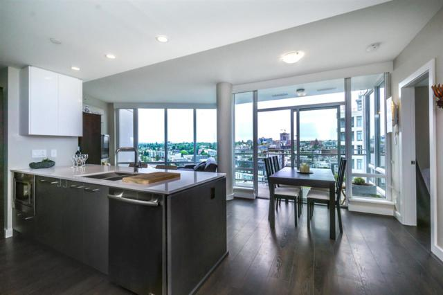 1618 Quebec Street #1926, Vancouver, BC V6A 0C5 (#R2179881) :: Re/Max Select Realty