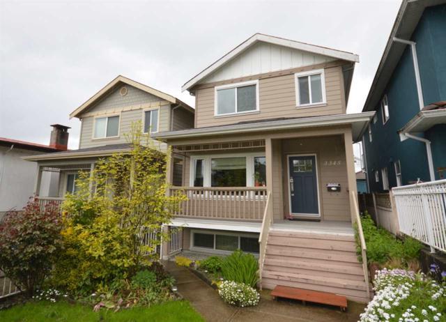 3345 Turner Street, Vancouver, BC V5K 2H5 (#R2179917) :: Re/Max Select Realty