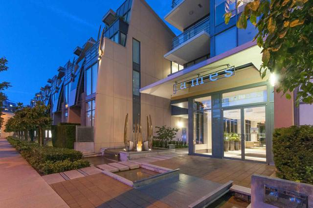 288 W 1ST Avenue #801, Vancouver, BC V5Y 0E9 (#R2180056) :: Re/Max Select Realty