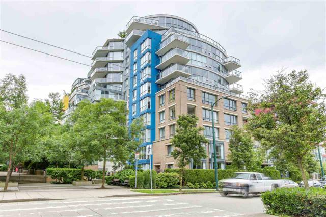 1485 W 6TH Avenue #310, Vancouver, BC V6H 4G1 (#R2180134) :: Re/Max Select Realty