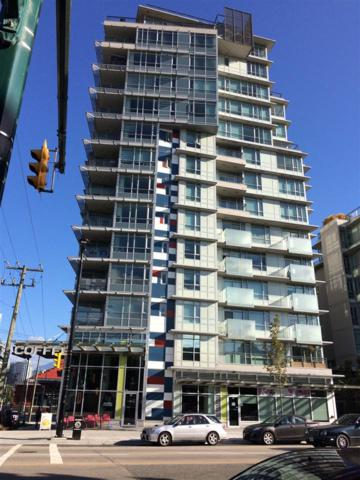 89 W 2ND Avenue #901, Vancouver, BC V5Y 0G9 (#R2180410) :: Re/Max Select Realty