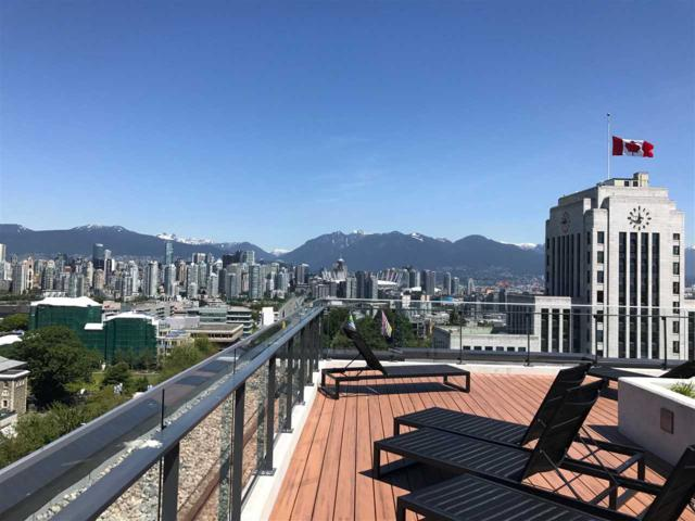 2888 Cambie Street #210, Vancouver, BC V5Z 2V5 (#R2180621) :: Re/Max Select Realty