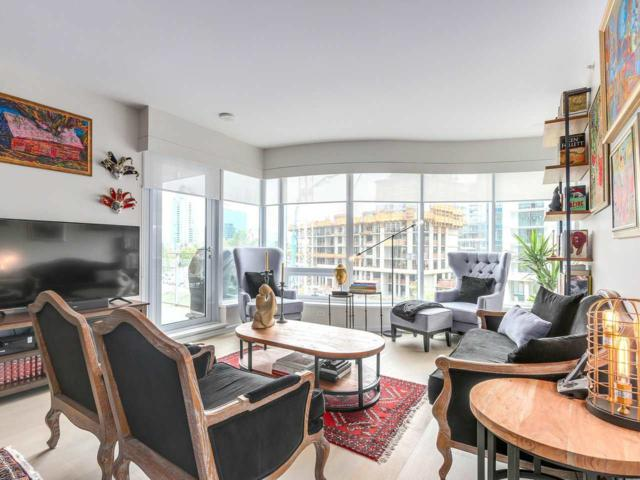 1661 Ontario Street #402, Vancouver, BC V5Y 0C3 (#R2180655) :: Re/Max Select Realty