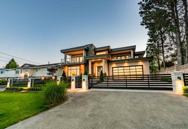 1377 Parker Street, White Rock, BC V4B 4S4 (#R2180740) :: HomeLife Glenayre Realty