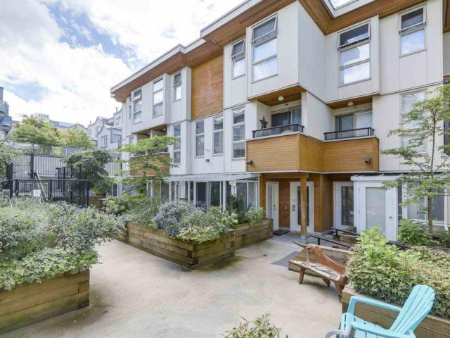 638 W 6TH Avenue #23, Vancouver, BC V5Z 1A3 (#R2180771) :: Re/Max Select Realty
