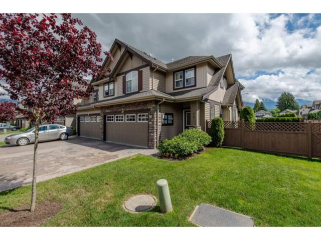 6577 Southdowne Place #20, Chilliwack, BC V2R 0H4 (#R2180935) :: HomeLife Glenayre Realty