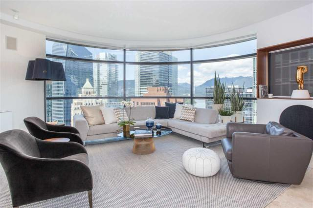 838 W Hastings Street #2501, Vancouver, BC V6C 0A6 (#R2180992) :: Re/Max Select Realty