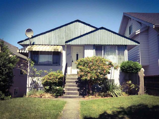 2571 E 7TH Avenue, Vancouver, BC V5M 1T3 (#R2181141) :: Re/Max Select Realty