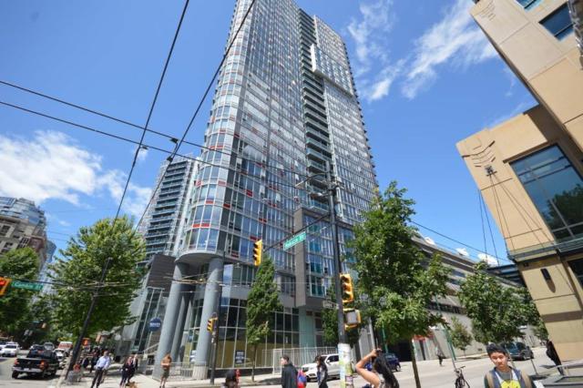 233 Robson Street #1703, Vancouver, BC V6B 0E8 (#R2181268) :: Re/Max Select Realty