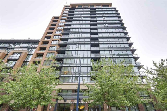 1088 Richards Street #1602, Vancouver, BC V6B 0J8 (#R2181279) :: Re/Max Select Realty