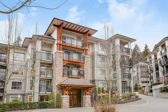 2958 Silver Springs Boulevard #205, Coquitlam, BC V3E 3R9 (#R2181432) :: HomeLife Glenayre Realty