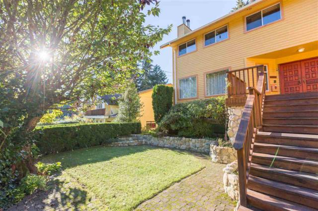 3515 Fairmont Road, North Vancouver, BC V7R 2W8 (#R2181458) :: HomeLife Glenayre Realty