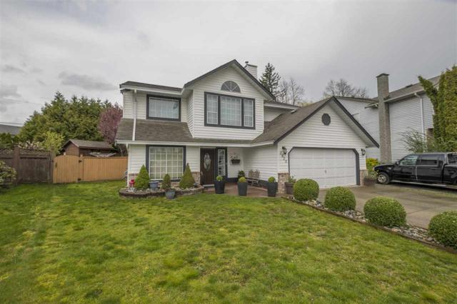 2825 Dehavilland Avenue, Abbotsford, BC V2T 5L2 (#R2181500) :: HomeLife Glenayre Realty