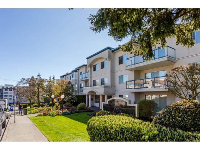 1441 Blackwood Street #107, White Rock, BC V4B 3V6 (#R2181502) :: HomeLife Glenayre Realty