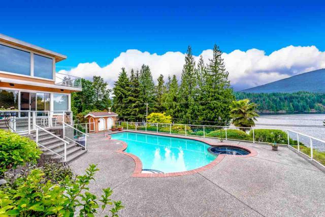 3694 Marine Avenue, Belcarra, BC V3H 4R8 (#R2181547) :: Vallee Real Estate Group