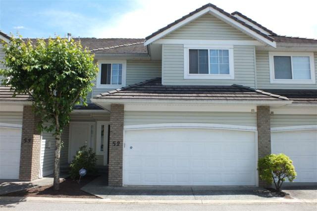 1290 Amazon Drive #52, Port Coquitlam, BC V3B 7Z8 (#R2181749) :: Vallee Real Estate Group