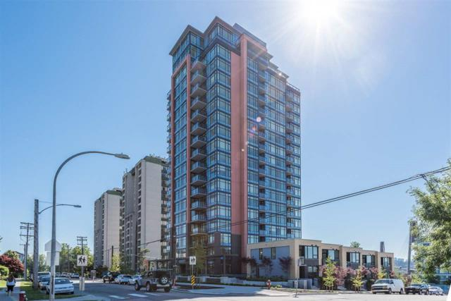 188 Agnes Street #1402, New Westminster, BC V3L 0H6 (#R2181774) :: Vallee Real Estate Group