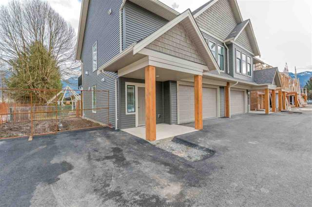 7435 Morrow Road #9, Agassiz, BC V0M 1A2 (#R2181832) :: Vallee Real Estate Group
