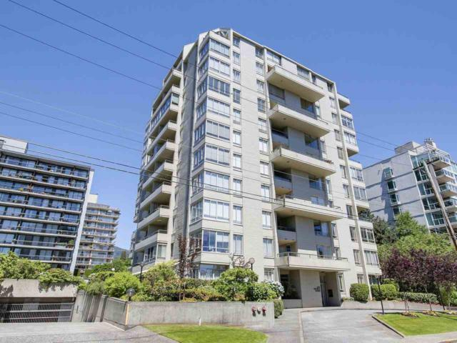 1485 Duchess Avenue #201, West Vancouver, BC V7T 1H7 (#R2181837) :: Vallee Real Estate Group