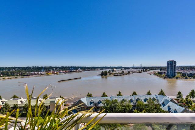 1065 Quayside Drive #1704, New Westminster, BC V3M 1C5 (#R2181912) :: Vallee Real Estate Group