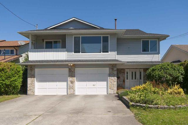 847 Grover Avenue, Coquitlam, BC V3J 3E1 (#R2181929) :: Vallee Real Estate Group