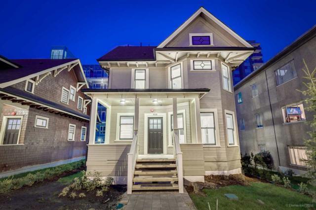 408 8 Street, New Westminster, BC V3M 0K1 (#R2181932) :: Vallee Real Estate Group