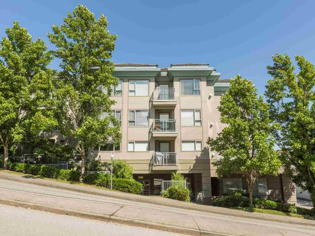 1085 W 17TH Street #307, North Vancouver, BC V7P 3R3 (#R2182051) :: Vallee Real Estate Group