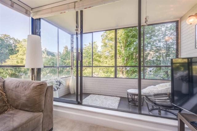1412 Esquimalt Avenue #302, West Vancouver, BC V7T 1K7 (#R2182118) :: Vallee Real Estate Group