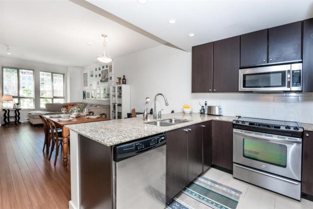225 Francis Way #205, New Westminster, BC V3L 0G1 (#R2182155) :: Vallee Real Estate Group