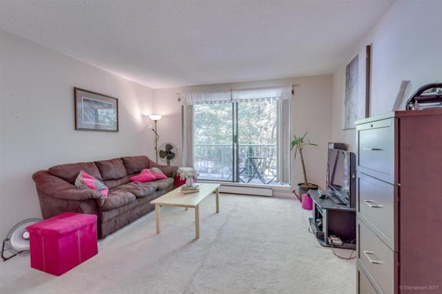 3921 Carrigan Court #213, Burnaby, BC V3N 4J7 (#R2182216) :: Vallee Real Estate Group