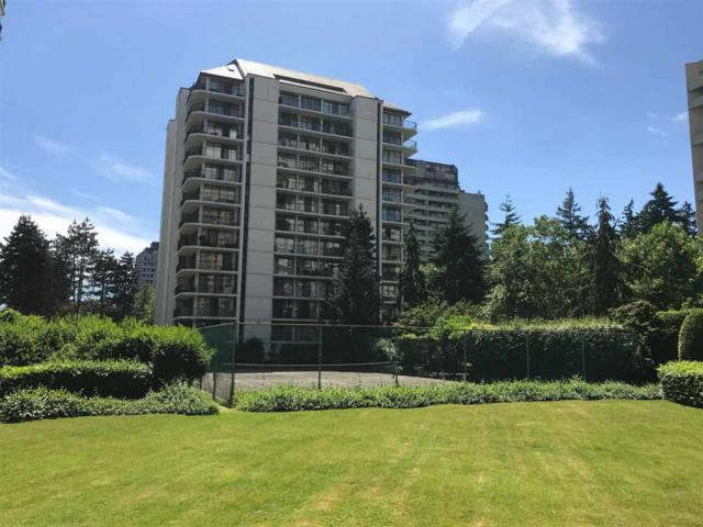 4165 Maywood Street #1007, Burnaby, BC V5H 4E3 (#R2182230) :: Vallee Real Estate Group