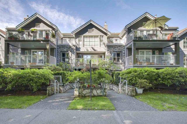 655 W 13TH Avenue #207, Vancouver, BC V5Z 1N8 (#R2182289) :: Vallee Real Estate Group
