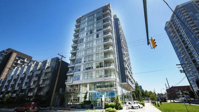 108 E 1ST Avenue #218, Vancouver, BC V5T 1A4 (#R2182316) :: Vallee Real Estate Group